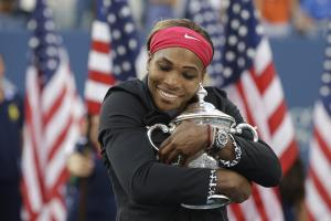 Serena Williams wins WTA Player of the Year
