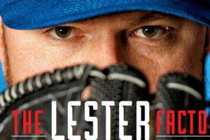 Cubs pitcher Jon Lester featured on this week's Sports...