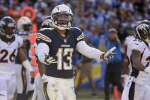 Chargers WR Keenan Allen potentially out for year