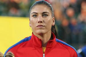 Would US Soccer consider cutting Hope Solo from the USW...