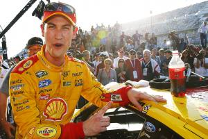 Joey Logano wins first Daytona 500