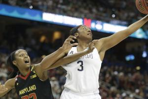 UConn, Notre Dame advance to women's championship game