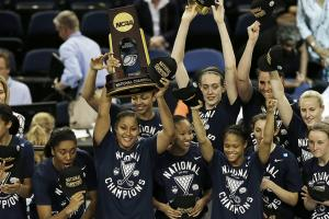 UConn wins third consecutive national championship