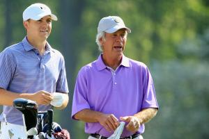 Jordan Spieth: What it was like playing with Tiger Wood...