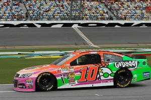 Danica Patrick on the importance of winning in NASCAR