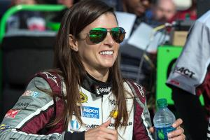 Danica Patrick: My car is not fast enough to win