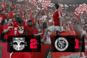 Red Bulls defeat New York City FC in inaugural New York...