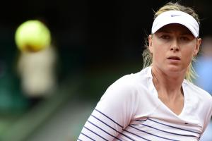 Sharapova upset in French Open