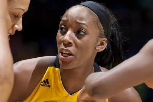 Glory Johnson gives opens up on Griner domestic dispute