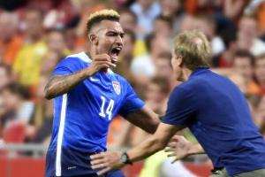 USMNT stuns Netherlands in late comeback win