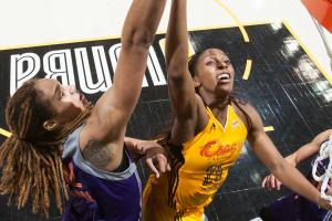 Brittney Griner files to annul marriage to Glory Johnso...