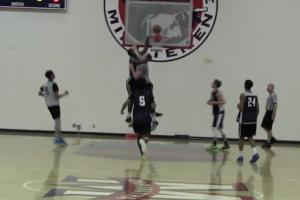 5-star recruit shatters backboard with slam