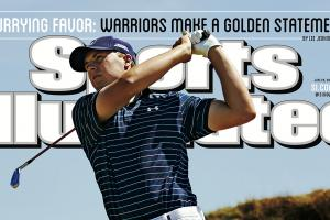 Jordan Spieth's U.S. Open win featured on SI cover
