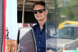 What vehicle is Jeff Gordon fearful of driving?