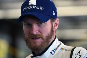 Dale Earnhardt Jr. on preparing for the Sprint Cup