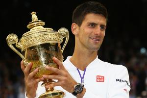 Djokovic defeats Federer in four sets at Wimbledon
