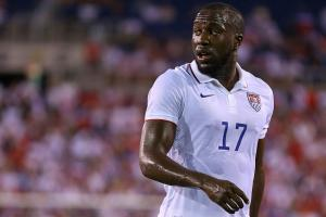 Altidore off of USA's Gold Cup roster