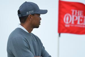 Tiger Woods isn't likely to advance  at Open Championsh...