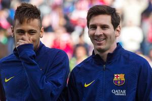 Messi, Neymar excluded from Barcelona's U.S. tour