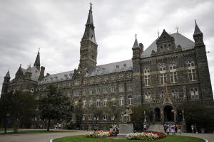 Georgetown investigating hazing, racial bias