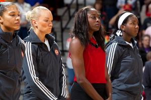 Chiney Ogwumike: Why women athletes need to live up to...