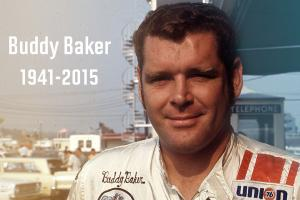 NASCAR legend Buddy Baker dies at 74