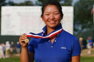 Inside look at amateur golfer Megan Khang