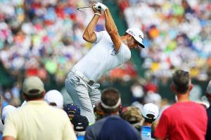 Can Dustin Johnson win the PGA championship?