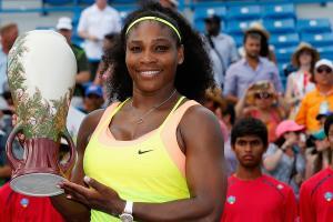 Victoria Azarenka on Serena Williams' Grand Slam quest...