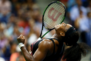 Serena Williams beats sister Venus on way to Grand Slam