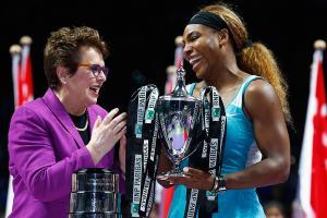 Billie Jean King:  Why Serena is the best women's tenni...