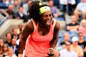 Where would Serena Williams' Grand Slam put her among t...