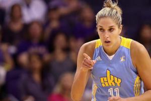 Chicago Sky's Elena Delle Donne named WNBA MVP