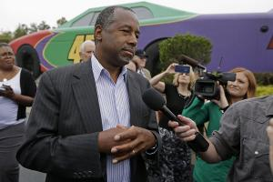 Ben Carson gives thoughts on Confederate flags