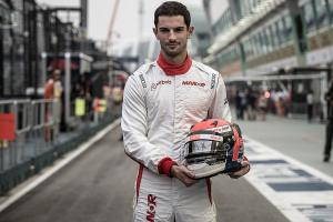 Formula 1 racer Alexander Rossi is the first American t...