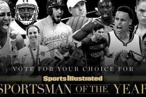 2015 SI Sportsperson of the Year candidates revealed