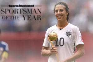 Sportsperson of the Year Contenders: Carli Lloyd