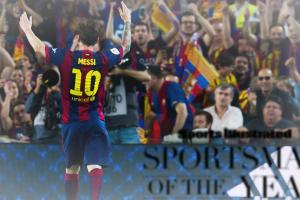 Sportsperson of the Year Contenders: Lionel Messi