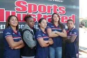 USA rugby team honors High School Athlete of the Month