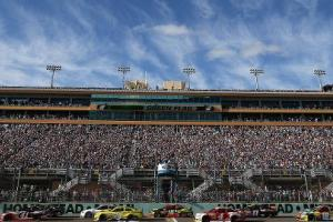 NASCAR Chase finale celebrates its 20th year at Homeste...