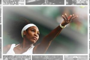 Sportsperson of the Year Contenders: Serena Williams