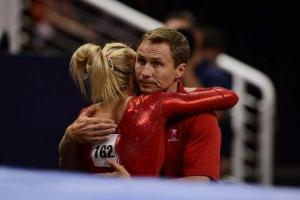 Nastia Liukin on how falling at the 2012 Olympic trials...
