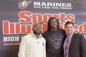 High School Athlete of the Month: Sosa Agim receives aw...