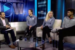 U.S. Paralympians on how they are preparing for Rio 201...