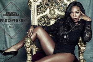 2015 Sportsperson of the Year: Serena Williams