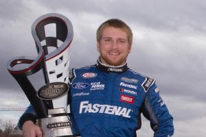 NASCAR's Chris Buescher ready for move to Sprint Cup