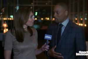 Will Smith on Serena Williams: 'She represents... the i...