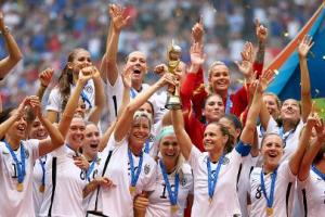 Inspiration of the Year: U.S. Women's National Team