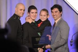 High School Athlete of the Year: Hunter Gandee receives...