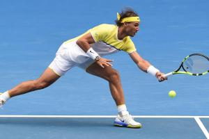 Rafael Nadal upset in first round of Australian Open